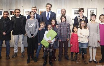 Navidad 2018, entrega de premios del concurso de dibujo y pintura infantil de las Ferias y Fiestas