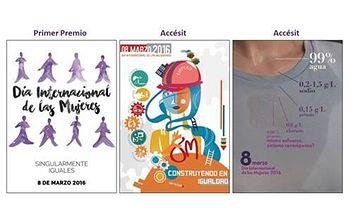 Cartel sobre igualdad. Foto: Ministerio de Sanidad, Servicios Sociales e Igualdad.