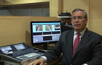 El profesor Pedro Carrión es el director de las jornadas