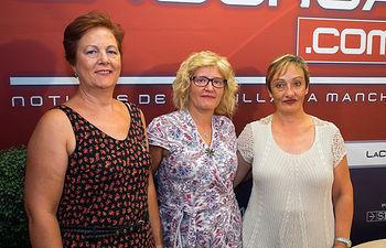 Miembros de la Junta Directiva de AMAC.