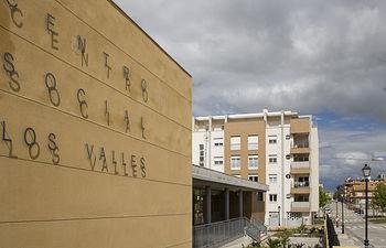 Centro Social los Valles, Guadalajara.