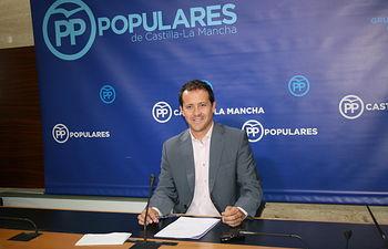 Carlos Velazquez, Diputado del PP CLM.