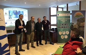 Jornada Técnica de Comercialización y Gestión Turística aplicada al Revenue Managemet en Alojamientos Rurales