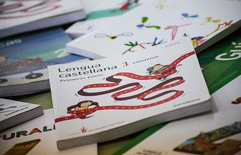 El Gobierno regional garantiza que cerca de 60.000 escolares de Castilla-La Mancha tengan ayudas para libros de texto este curso. Foto: JCCM.