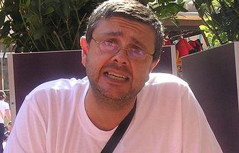 Jose Luis Gómez-Ocaña Pérez. Presidente Plataforma en defensa de la Ley de Dependencia en Castilla-La Mancha