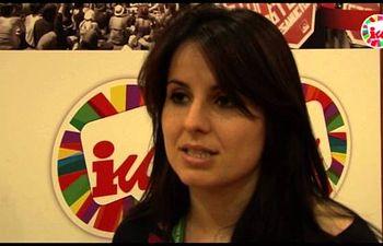 IU: Voces de la #XAsambleaIU - Esther López Barceló