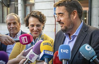 El PSOE de Guadalajara presenta sus candidaturas al Congreso y al Senado.