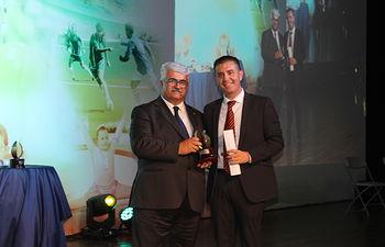 La Diputación de Albacete recibe el Premio Deporte Inclusivo de FECAM