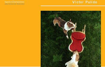 El Espacio Contemporáneo Archivo de Toledo (ECAT), acoge desde este jueves y hasta el próximo 13 de mayo, la exposición 'Vida perra (Tetralogía)', del onubense Víctor Pulido.