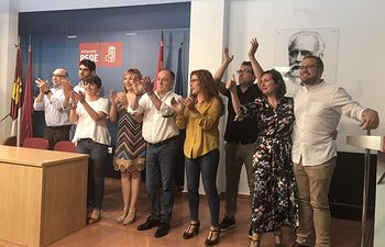 Asamblea Local del PSOE 14-6-2019.