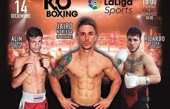 Boxeo en Villarreal.