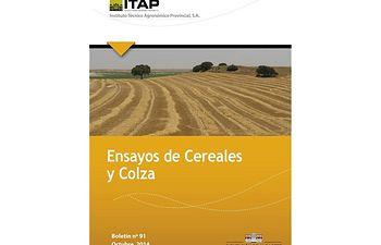 El ITAP publica el boletín informativo sobre los resultados de los ensayos realizados en Las Tiesas, Horna, Valdeganga y Munera