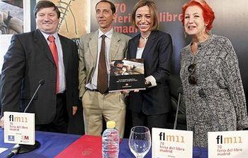 Carme Chacón. Foto: EFE