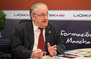Ernesto García Sánchez, autor del libro 'El maltrato a las personas mayores: ámbito institucional y comunitario'