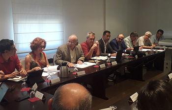 La subdelegada del Gobierno asiste al Pleno del Patronato de Cabañeros.