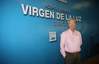 Doctor Enríquez de Salamanca, exdirector de la Unidad de Porfirias del Hospital 12 de Octubre de Madrid.