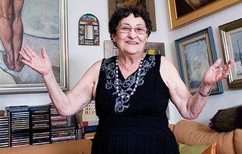 Francisca Aguirre. Foto: EFE.