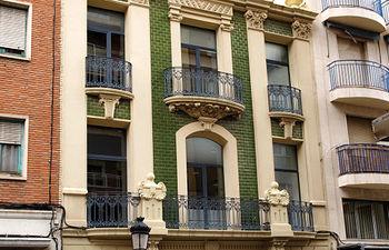 Sede del Colegio de Arquitectos de Albacete.
