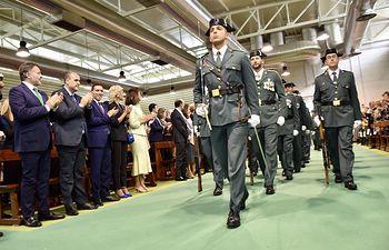 El Gobierno regional reconoce la labor de las Fuerzas y Cuerpos de Seguridad del Estado como garantes de derechos y libertades.