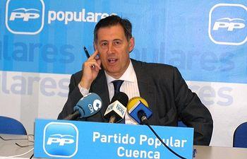 Carlos Navarro - PP Cuenca.