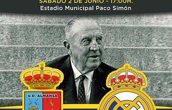 40 aniversario del fallecimiento de Santiago Bernabéu