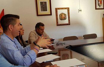 Consejo Comarcal de la Sierra del Segura.