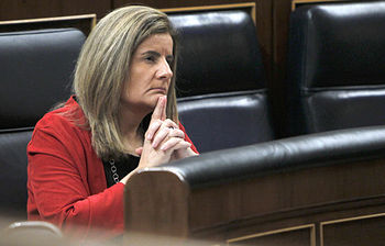 Fátima Báñez (Foto: EFE)
