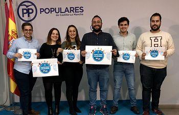 Presentación Populares Solidarios 2019.