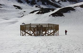 Campo pruebas Formigal. Foto: Ministerio de Agricultura, Alimentación y Medio Ambiente