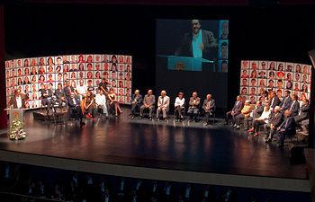 Embajadores de la Feria de Albacete 2010.