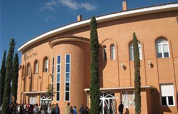 Teatro de la Paz, en Albacete.