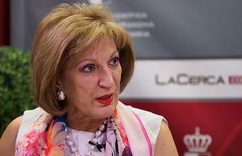 Ascensión Palomares Ruiz, Doctora en Ciencias de la Educación y profesora de la UCLM. Presidenta de la Asociación Europea Liderazgo y Calidad de la Educación, pro Derechos Humanos