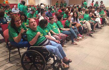 El Gobierno regional hará partícipes a las asociaciones del proyecto de Sistema de Tutela Garantizada para las personas con discapacidad. Foto: JCCM.