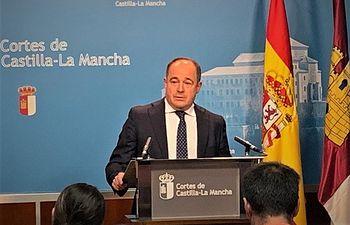 Emilio Sáez, vicealcalde de Albacete.