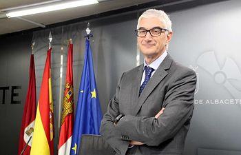 Alberto Reina, economista y concejal del Grupo Popular en el Ayuntamiento de Albacete.
