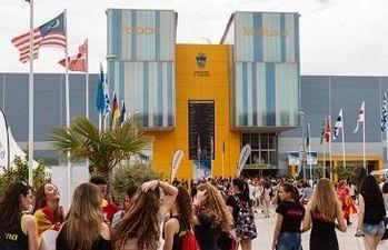 El Palacio Multiusos acoge este fin de semana el Campeonato de Espa