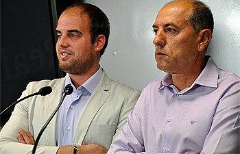 La Concejalía de Juventud y el C.D. Ciudad Real firman un convenio para apoyar al equipo de fútbol de nuestra ciudad