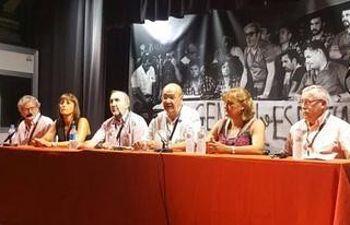 Consejo Confederal de CCOO conmemorando el 40 Aniversario de la Asamblea de Barcelona