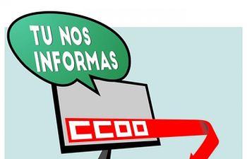 CAMPAÑA #alertacaloralbacete CCOO ALBACETE