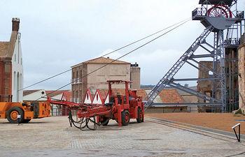 Desde 1921 hasta 2001 las minas de Almadén han estado explotadas por el Estado. Foto: Pozo de San Aquilino.