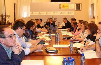 Comision Provincial Flujos Migratorios.