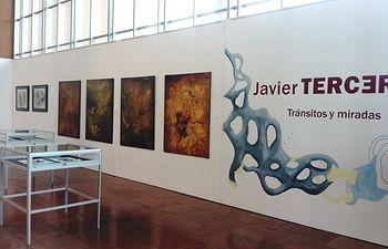 """Javier Tercero expone """"Tránsitos y miradas"""" en la Facultad de Humanidades de Albacete."""