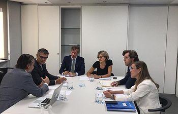 La secretaria nacional de Despoblación y Sostenibilidad del Partido Popular, Carmen Navarro, que también es vicesecretaria del PP-CLM.