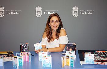 Lucía del Olmo.