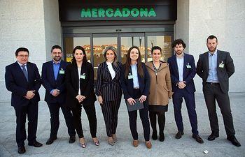 Mercadona inaugura su nueva tienda eficiente en Toledo
