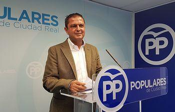 José Alberto Martín-Toledano, diputado nacional.