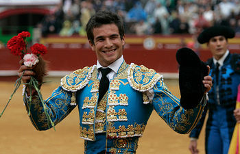 José María Manzanares, Premio a la Mejor Faena de la Feria de Albacete 2008 en la III Edición de los Premios Taurinos Samueles.