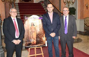 Chinchilla presenta sus cartel y revista de Semana Santa 2015, de Interés Turístico Regional