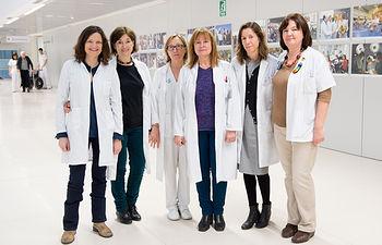 Equipo de Salud Mental  del Hospital Nacional de Parapléjicos (Foto: Carlos Monroy)