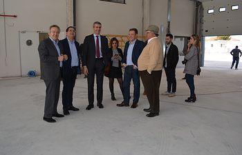 El nuevo parque de bomberos de Orgaz dará servicio a 65.000 ciudadanos de 24 pueblos de la comarca de Los Montes